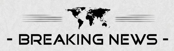BreakingNewsHeadline